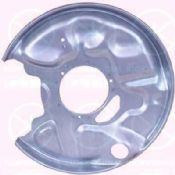MERCEDES (W210) E-KLASSE 96-4.02 SPLASH PANE  BRAKE DISC, REAR AXLE RIGHT, DIAMETER 1/ DI
